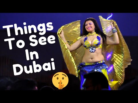 Places To See In Dubai – Desert Safari In Dubai – Belly Dancing In Dubai