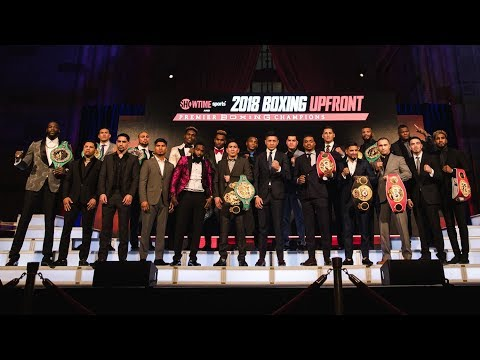 2018 Boxing Upfront | SHOWTIME Sports & Premier Boxing Champions