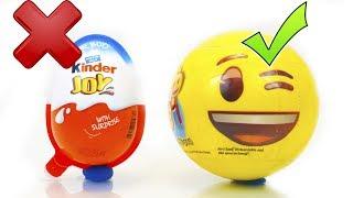 KINDER JOY vs CHOCOS FUNDOO