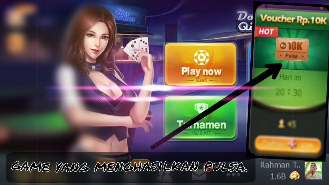 Download Game Qiu Qiu Pulsa Cleandidewna