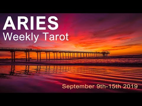 "aries-weekly-tarot-""align-with-destiny-aries!""-september-9th-15th-2019"