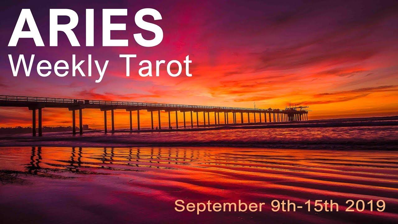 aries weekly 24 to 1 tarot horoscope