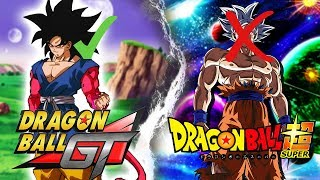 Was Wäre Wenn Dragon Ball GT WEITERGEGANGEN wäre
