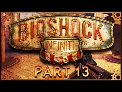 Let's Play Bioshock Infinite   #13 - Slumming It.