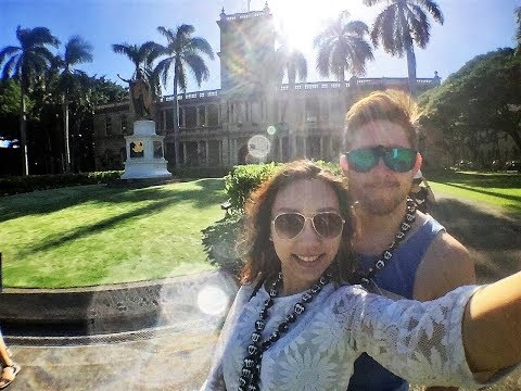 Day 3 in Hawaii - Pearl Harbor, China Town, and Iolani Palace