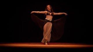 Angelica Jordan - El Tahaddi / La Ya Albi التحدي by Sabah صباح - Oriental Dance