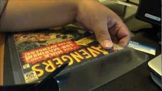 how to open a cgc graded comic book brief explaination tips