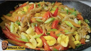 How To Cook Jamaica's National Dish Ackee & Salt Fish Quick & Easy