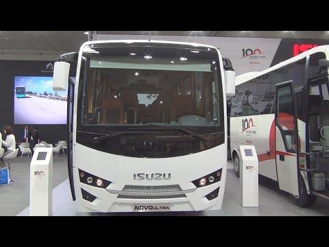 Isuzu Novoultra 4HK1E6C Bus (2017) Exterior And Interior In 3D