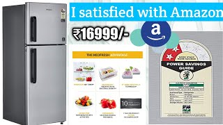 Whirlpool double door 245 Frost free refrigerator buy from Amazon review in hindi