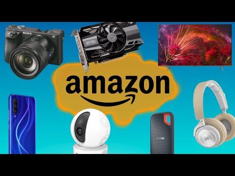 Le MIGLIORI offerte del Black Friday Amazon 2019
