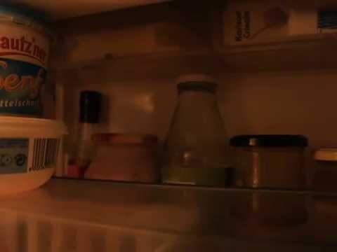 Kühlschrank Licht : Das kühlschranklicht brennt doch youtube