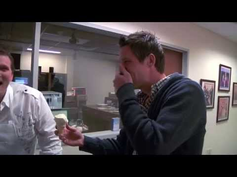 Ice Cream Mayonnaise April Fool's Prank on GETV's The Difference!