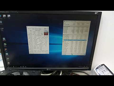 Vega56 майнинг. Оптимальный разгон и хеш. 44mh/s на 135 ватт.