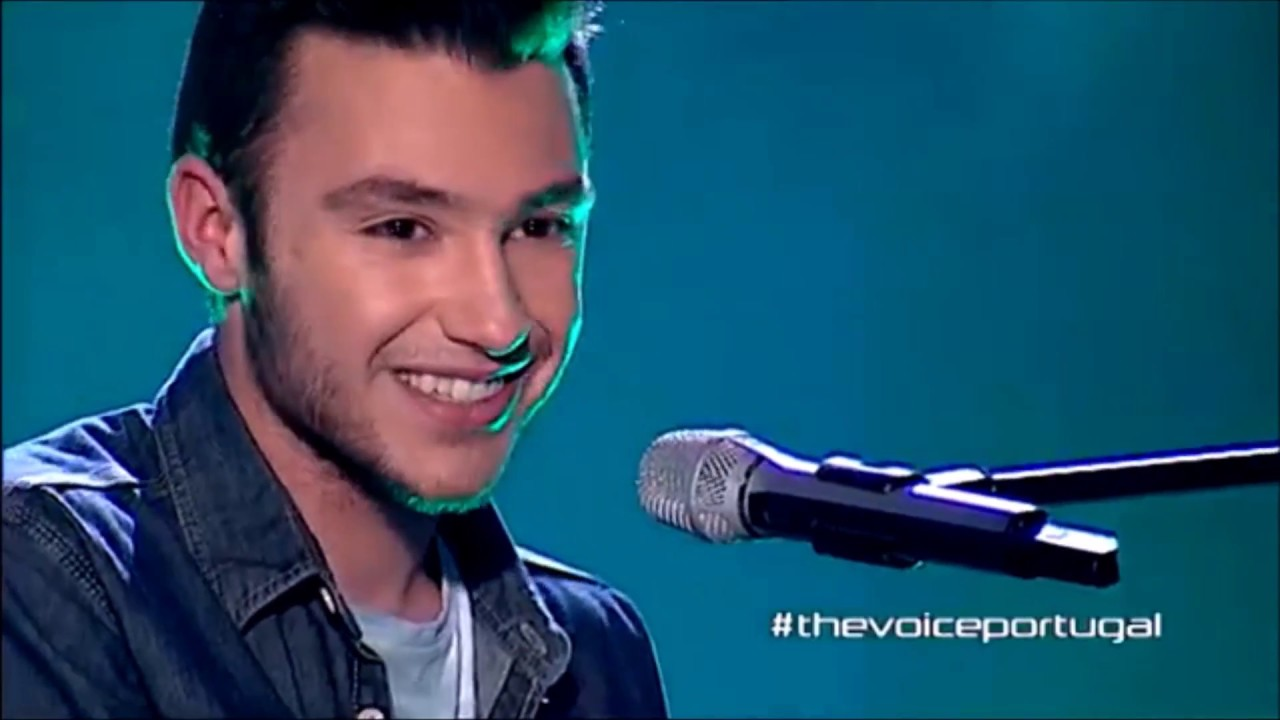 Amazing Blind Auditions No1 The Voice Portugal Alexandre