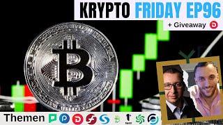 KRYPTOWÄHRUNG News I Krypto Friday Ep96: Masternode & Bitcoin News deutsch I DeFi deutsch