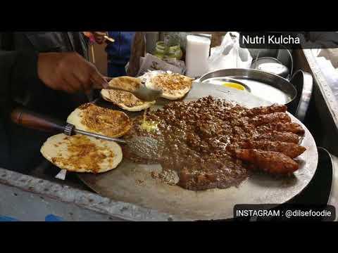 Nutri Kulcha | Street Food | Amritsar