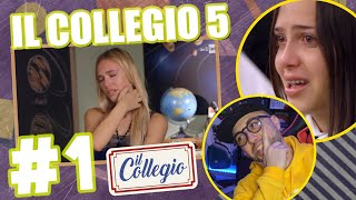 IL COLLEGIO 5 : PUNTATA #1 (Seconda Parte) *REACTION* : Prime Lacrime