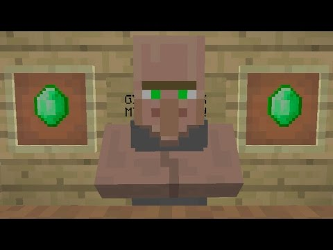 Minecraft Xbox: Fred's Emeralds [239]