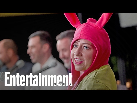 Bob's Burgers Live Table Read With Voice...