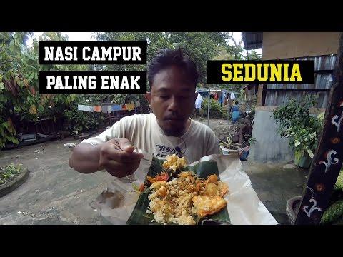 Siantar Street Food: NASI CAMPUR PANE