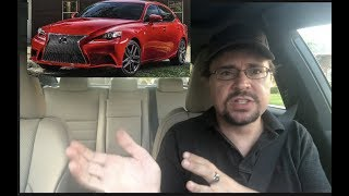 Lexus IS300 F Sport. Like it more than my BMW, Audi, & Mercedes? Full Review!