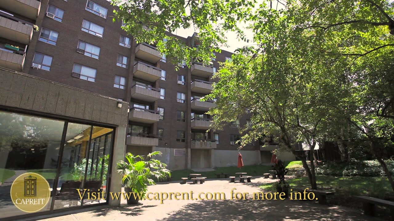 Montreal Apartments For Rent Video 3333 Jean Talon West Youtube