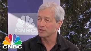 J.P. Morgan CEO Jamie Dimon: Capital Investment In America Drives Wages | CNBC