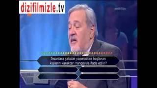 İlber Ortaylı'nın yarışmacısı ilk soruda elendi :) Sıradaki Cahil Gelsin :)