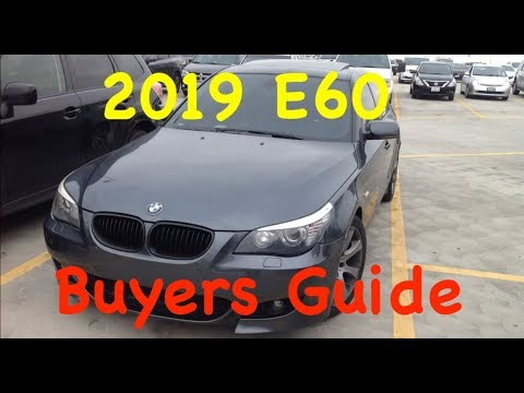 Common Problems To Look For Before Ing A Bmw E60 E61 E63 5 Series