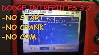 Dodge Intrepid - No Start, No Crank, No Communication Video