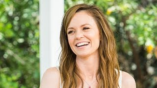 Highlights - Stop the Wedding star Rachel Boston - Hallmark Channel