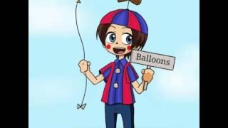 Балун Бій (Слайд Шоу FNAF)