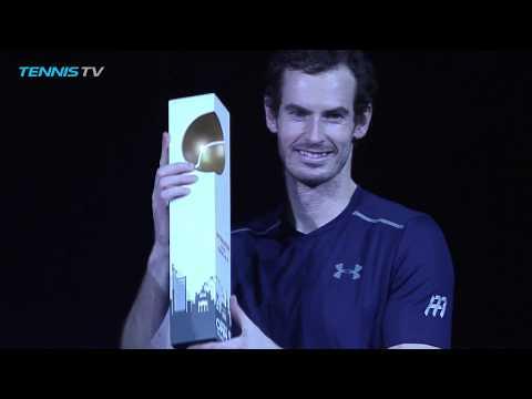 Andy Murray Best Shots Vienna 2016