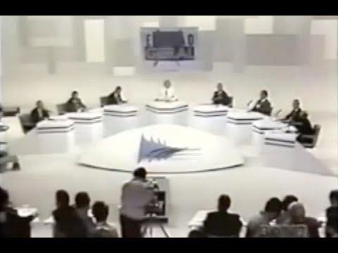 Debate presidencial  1994 (Completo)