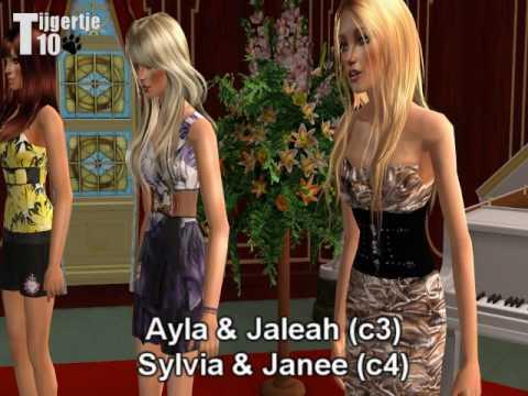 America's Next Top Sim Model Cycle 2 Episode 3 part 1из YouTube · Длительность: 10 мин54 с