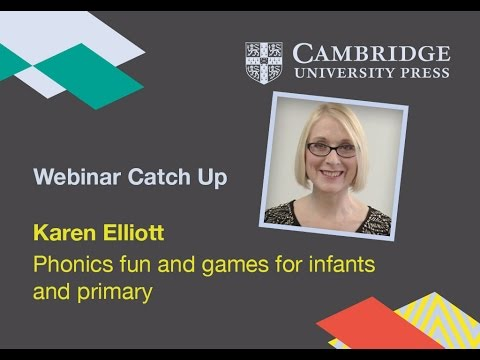 Phonics Fun & Games for Infants and Primary