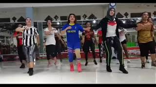 Video Tarian Heboh Menyambut Piala Dunia 2018 download MP3, 3GP, MP4, WEBM, AVI, FLV September 2018