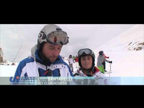 Campionato Regionale CSI di Sci Alpino - Ovindoli 2015