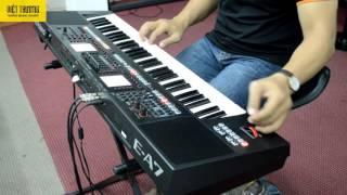 Demo Style Roland E-A7 chút kỉ niệm buồn