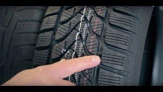 видео Износ шин: индикаторы, сроки, причины