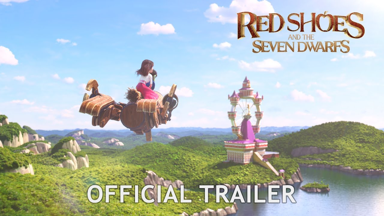 Download RED SHOES AND THE SEVEN DWARFS l Official Trailer [HD]