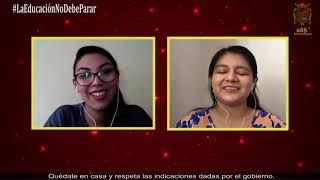 Tema: Sanmarquina dicta curso de quechua online