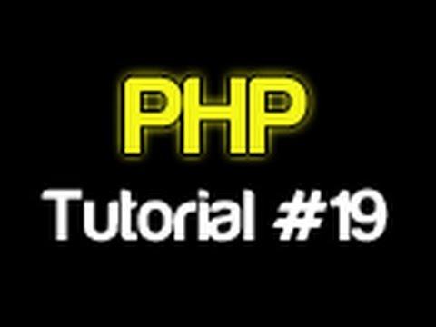 PHP skolen - login system PART 1 [dansk - tutorial, how to] HD
