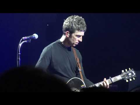 noel gallagher - supersonic/dead in the water - orpheum theatre, los angeles