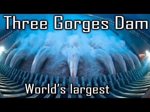 ప్రపంచం లోనే కళ్ళు చెదిరే అతి పెద్ద Dam   The Largest Dam in The World   Three Gorges Dam   Sumantv