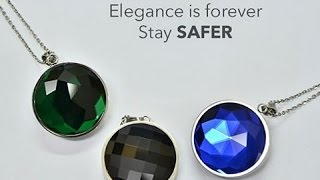 This Smart Jewelry Is Designed To Protect Women From Sexual Assault - Newsy