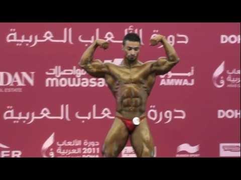 Arab Games 2011 (85-90kg): Abdallah Al Rahbi - OMAN