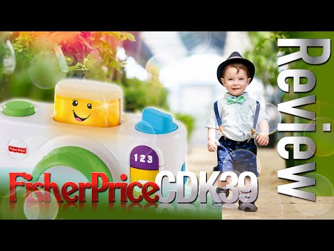 Fisher Price CDK39 (Not A) Camera Review