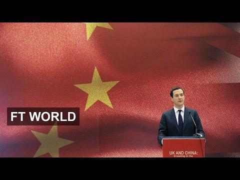 George Osborne cosies up to China | FT World